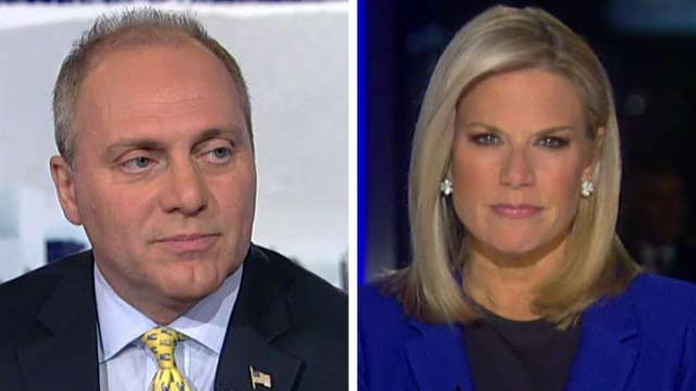 Rep. Scalise on GOP tax reform goals, budget vote
