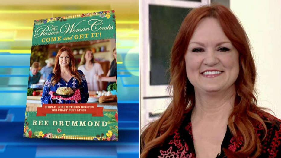 Ree Drummond shares her favorite recipes from her new book