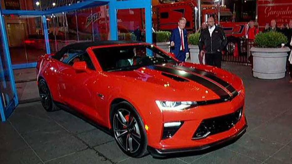 Chevrolet celebrates Hot Wheels' 50th anniversary