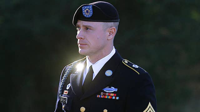 Vets wounded in search for Bowe Bergdahl take the stand