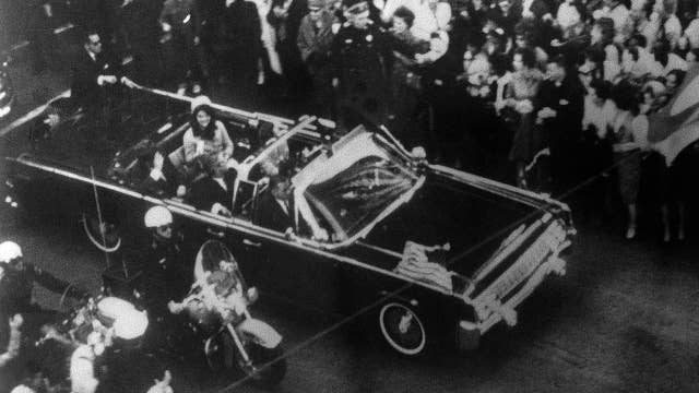 Classified files could shed light on JFK assassination