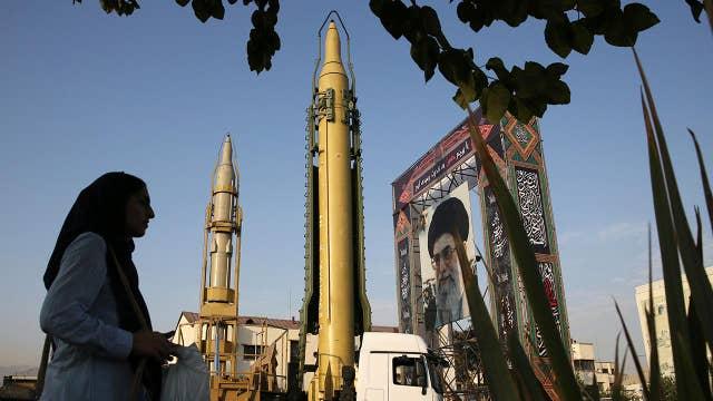 House passes new sanctions against Iran's missile program