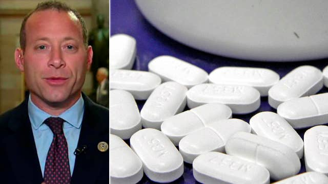 Gottheimer: Opioids ravaging communities across America