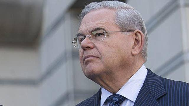 Senators take the stand in Sen. Menendez's corruption trial