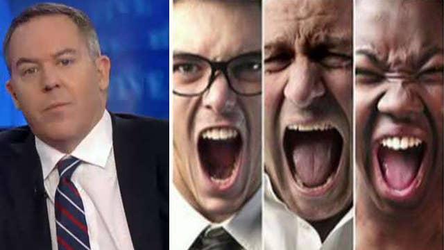 Gutfeld: Lefties plan to scream helplessly at the sky