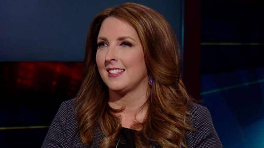 RNC chairwoman provides insight on 'Your World.'