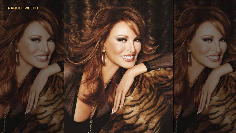 Raquel Welch on new role: 'It was a no-brainer'