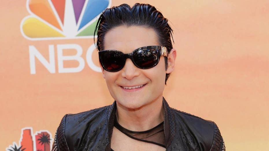 Corey Feldman claims he's being targeted for death