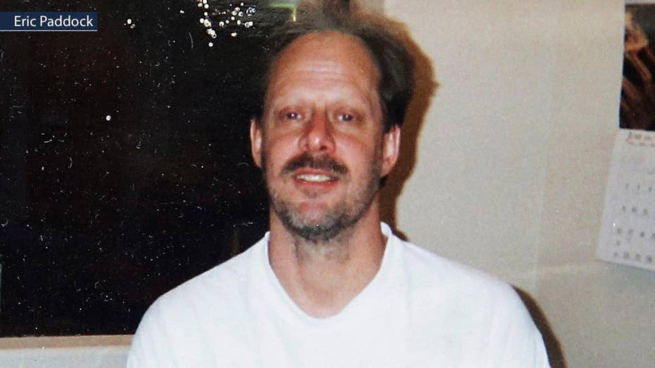 Vegas shooter reportedly removed hard drive from laptop