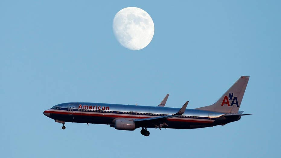 NAACP issues travel warning for American Airlines