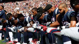 "On this Thanksgiving, I would like to address an open letter to the multimillionaire National Football League players who continue to take a knee when ""The Star-Spangled Banner"" is played."
