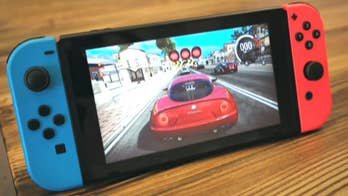 Gear Club Unlimited is the first realistic racer appearing exclusively on Nintendo's new device that works as a console or a portable game system.