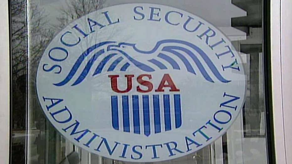 Social Security Administration spending tops 1 trillion