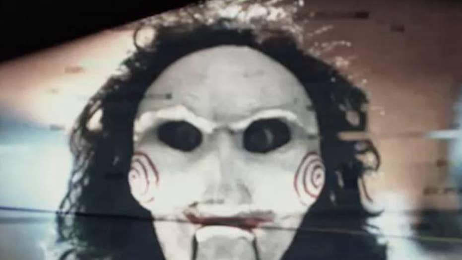 'Jigsaw' movie inspires terrifying escape room experience