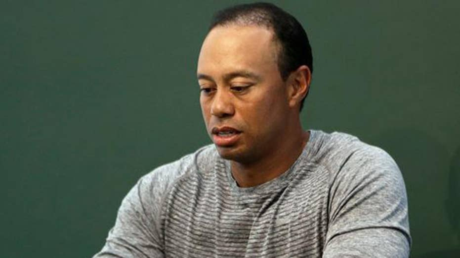 Tiger Woods pleads guilty to reckless driving charge