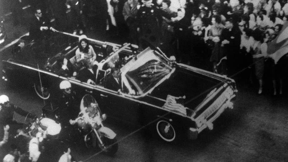 Historian Were No Closer To Answering Big JFK Questions