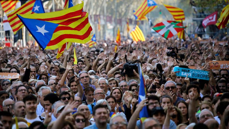 catalonia pushes for independence from spain what to know fox news