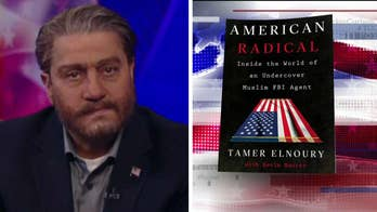 Tamer Elnoury tells his story as a Muslim undercover FBI agent in new memoir, 'American Radical.'