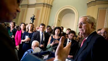 Will GOP infighting impact tax reform timeline?