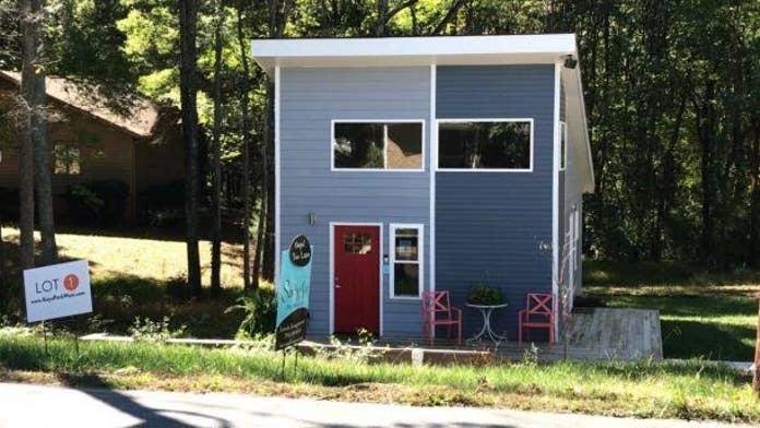Tiny House Development Causing Big Trouble In North Carolina Neighborhood |  Fox News