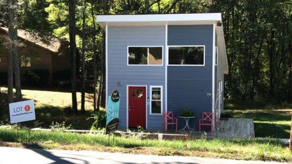 Tiny homes may lower property value, southern homeowners say