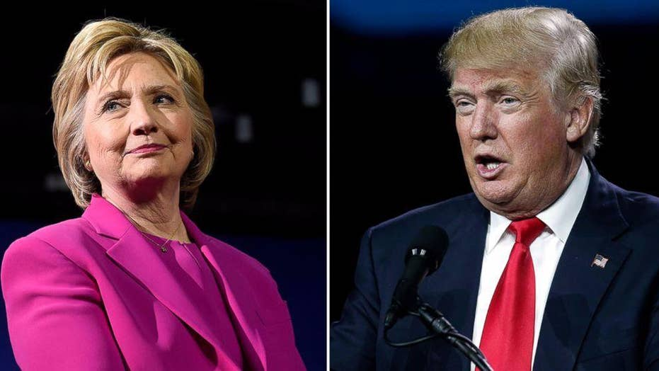 Are Hillary Clinton's comments helping President Trump?