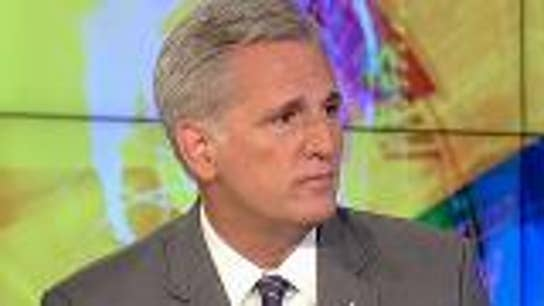 Rep. McCarthy addresses GOP concerns about tax reforms