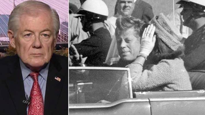Former FBI assistant director: No smoking gun in JFK files