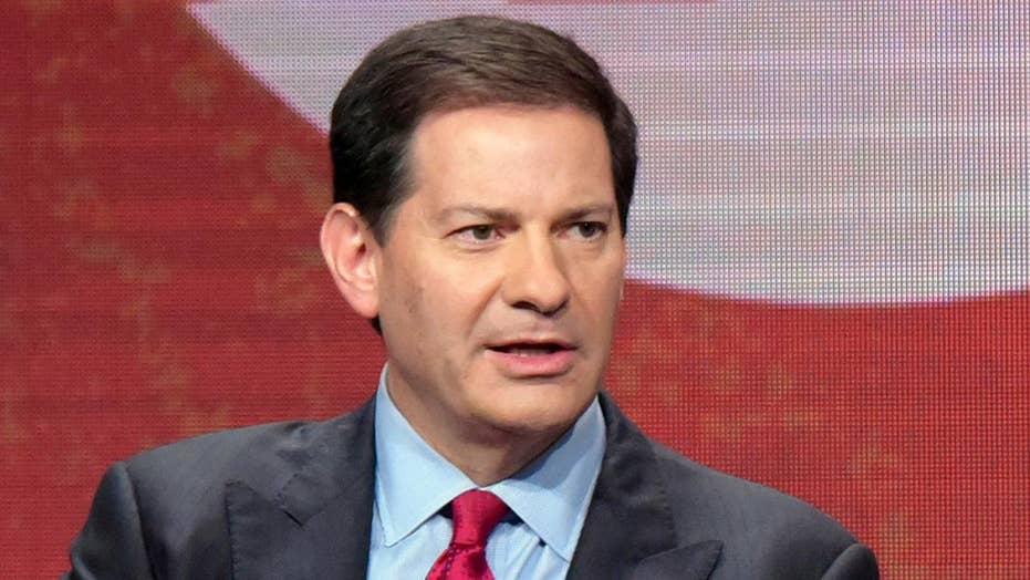 MSNBC suspends Mark Halperin