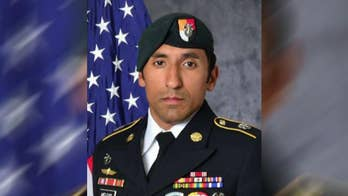 Navy SEAL pleads guilty in hazing death of Green Beret during Africa deployment
