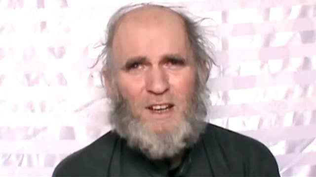 Taliban claims American hostage is dangerously ill