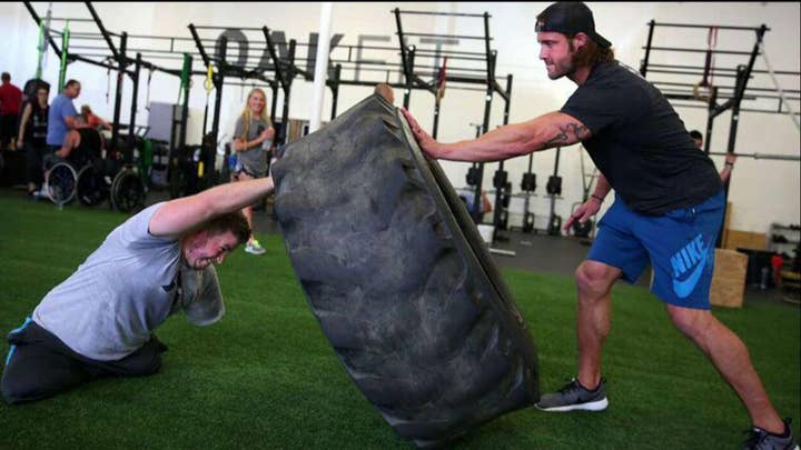 New hope for veterans, athletes with life-altering injuries