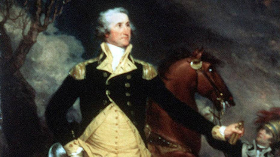 Church to relocate George Washington memorial plaque