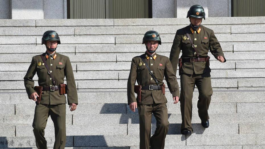 North Korea conducts rare evacuation and blackout drills
