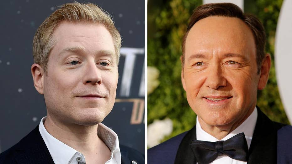 Actor accuses Kevin Spacey of sexual misconduct