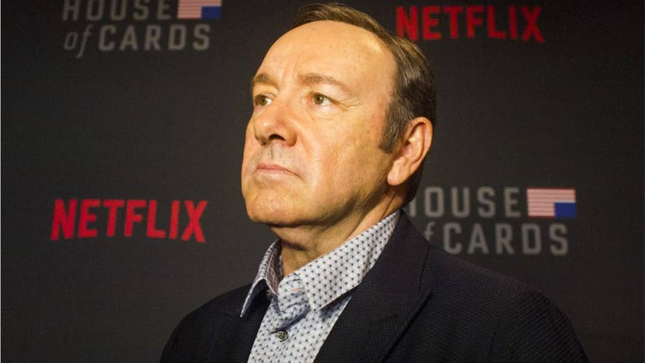 'House of Cards' ending amid Kevin Spacey scandal