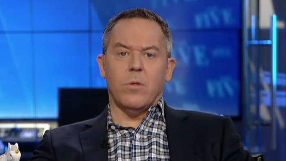 Gutfeld: Hillary's obsession with Fox News