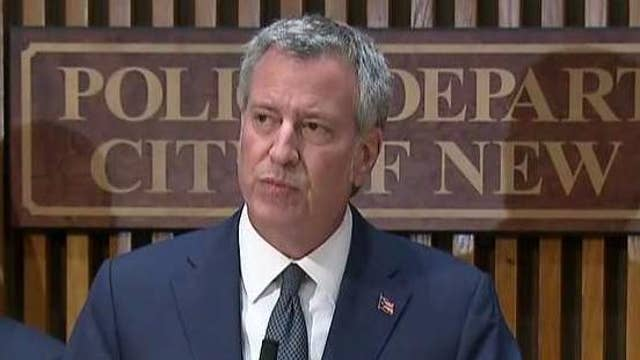 New York City mayor: This was a cowardly act of terror