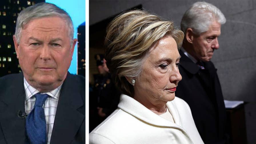 Rep. Dana Rohrabacher tells Tucker he has been trying to get a hearing on the Clintons-Russia connection for months. #Tucker