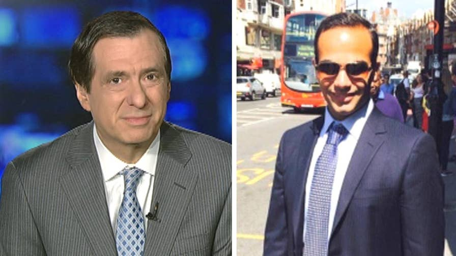 'MediaBuzz' host Howard Kurtz weighs in on the mystery surrounding George Papadopoulos and his guilty plea and why the mainstream media is ignoring particular elements of the story.
