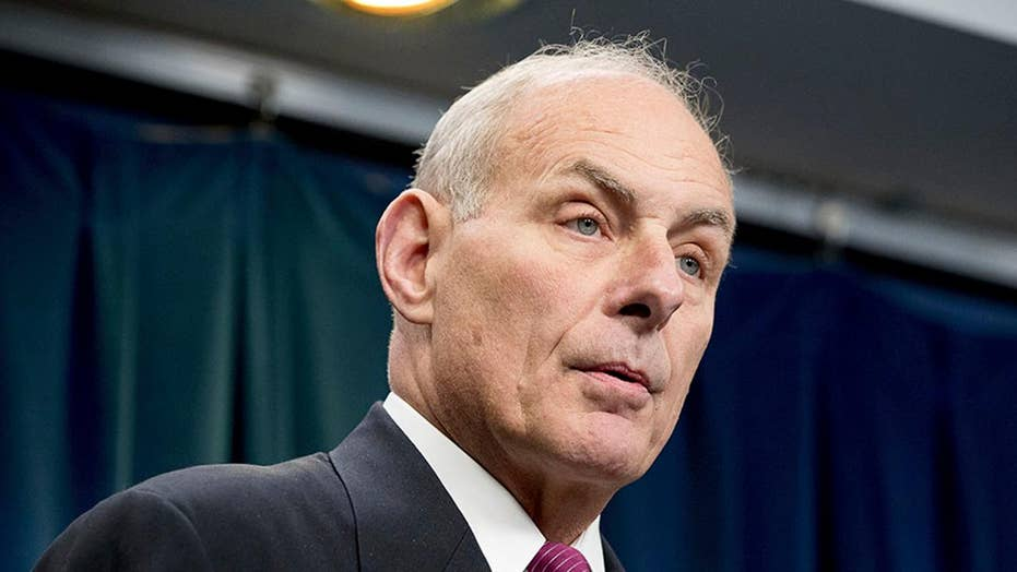 John Kelly: Let the legal system work