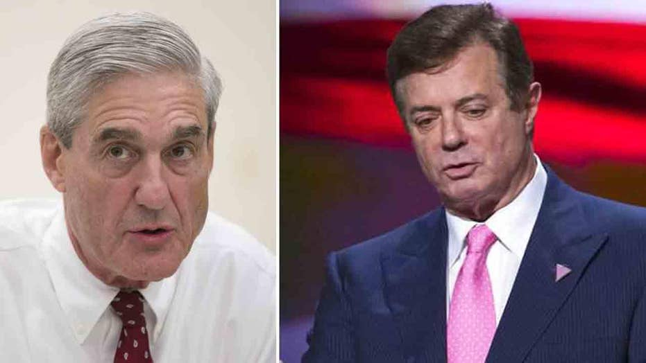 Mueller indicts Paul Manafort, Rick Gates in Russia probe