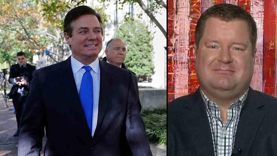 Erick Erickson: It's Paul Manafort's indictment, not Trump's