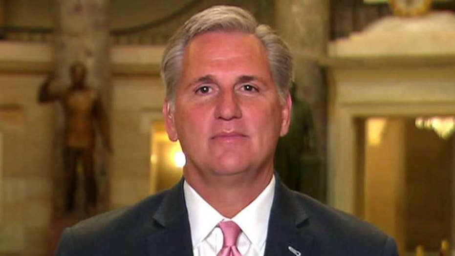 Rep. McCarthy: Tax bill will be life-changing for Americans