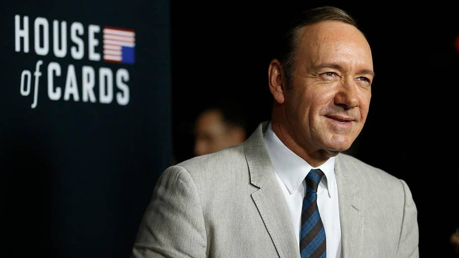 Kevin Spacey's career uncertain after sexual assault claim