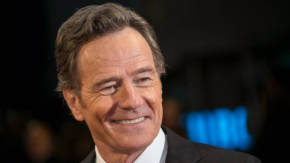 Bryan Cranston calls out those who don't support Trump