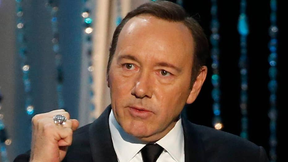 Backlash over Spacey's response to allegations of misconduct