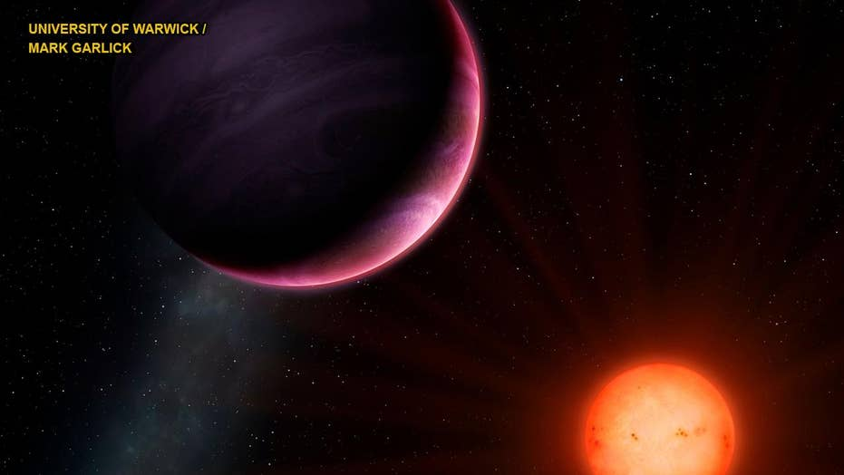 Discovery of 'monster planet' stuns scientists