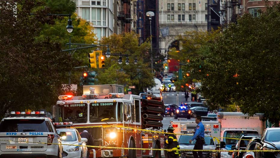 Bernard Kerik: Nobody should be surprised by NYC attack