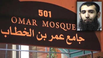 Rob Schmitt reports from the Omar Mosque in Paterson, N.J.